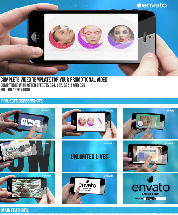 Free After Effects Templates - Best compilation of AE ...